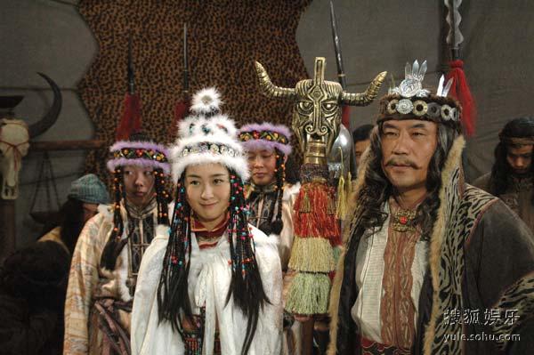 图:《少林寺传奇之大漠英豪》精彩剧照 - 119图片
