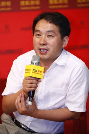 卓达集团总裁助理、集团新闻发言人陈松