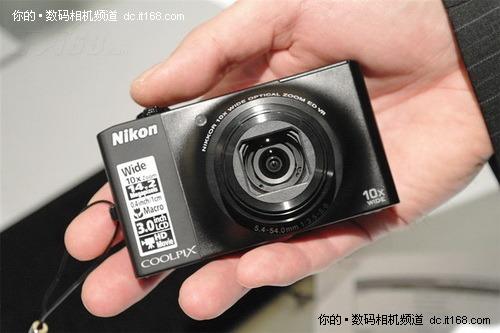 珍贵的记忆:尼康 S8000