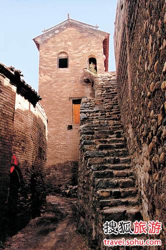 中国式古城堡 里面没有王子和公主图片