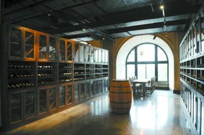 罗斯福会所・二楼酒窖