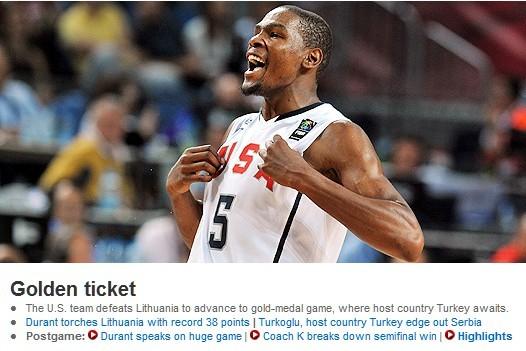 NBA官网:金牌门票