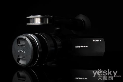 感受动态影像魅力 索尼NEX-VG10E性能解析