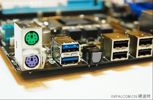 双NEC芯片 华硕推前置USB3.0解�Q方案