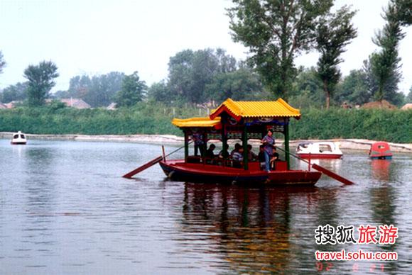 大运河水梦园观光生态园
