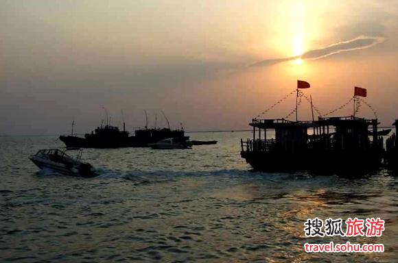 河北乐亭三岛