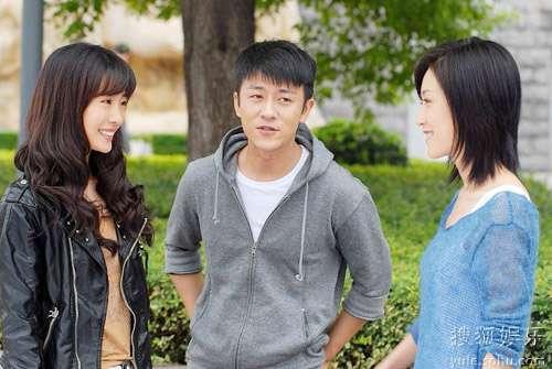 左:马晓灿、林申、周毅