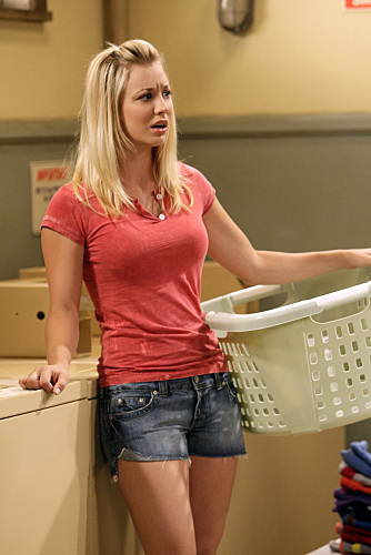 Kaley Cuoco因在《生活大爆炸》里扮演佩妮而人气大涨