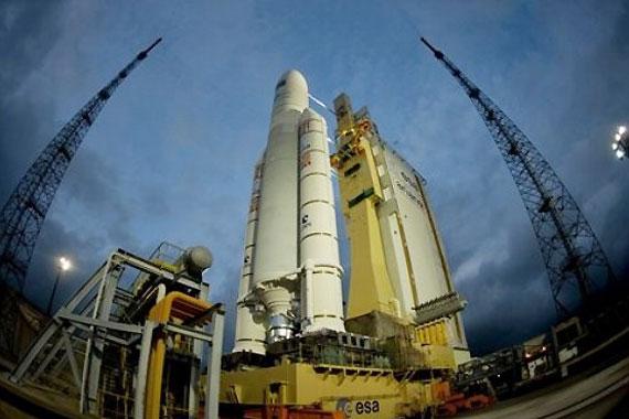 太空火箭内部结构