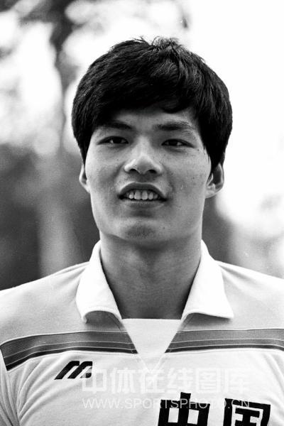 1984年进入中国男排