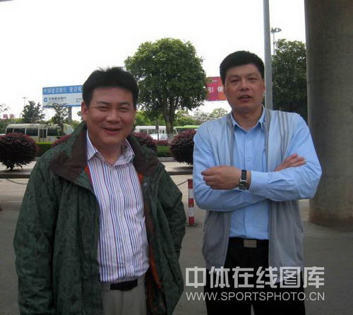 2009年协助蔡斌