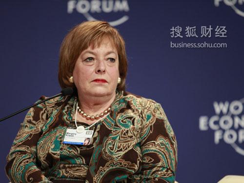 美国安可顾问有限公司总裁兼首席执行官玛格丽•克劳斯 摄影:杜玮