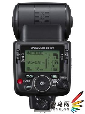 多项改进中!尼康发布新款闪光灯SB-700