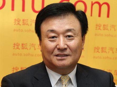 东风悦达起亚副总经理销售本部长苏南永