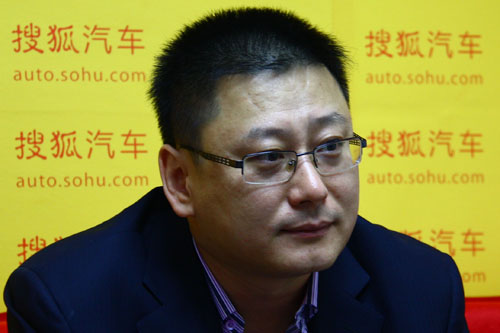 一汽丰田汽车销售公司销售企划部部长苏涛