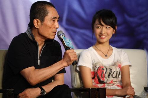 图:《山楂树之恋》 北京首映式8