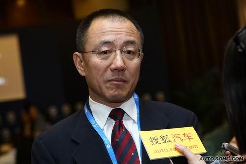 中投副董事长总经理高西庆