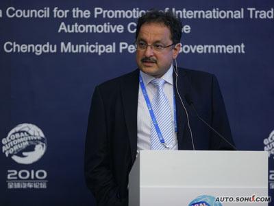 JATO Dynamics亚太区总裁 Nasir Ail Shah