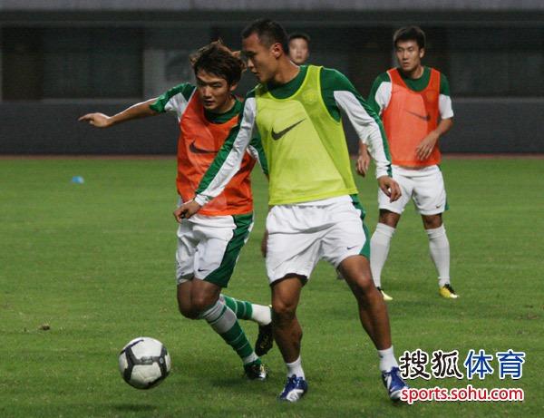 杜文辉与徐云龙对抗