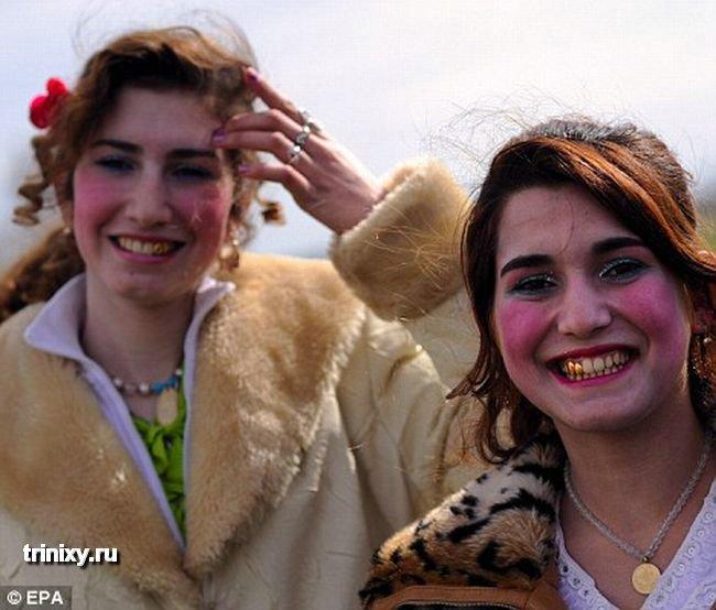 保加利亚有个新娘集市组图 搜狐新闻