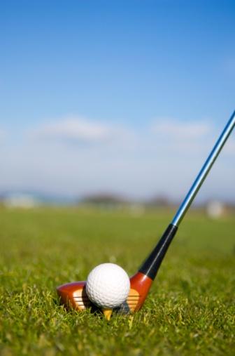 Mr.Dallimore推荐的高尔夫运动