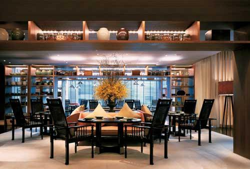 Mr.Dallimore推荐泰国曼谷君悦酒店的餐厅