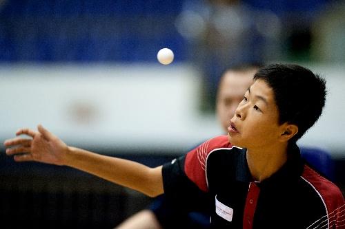 双赛:特奥乒乓球混体育香港图文高抛发球-搜狐选手飞镖友谊赛描述图片