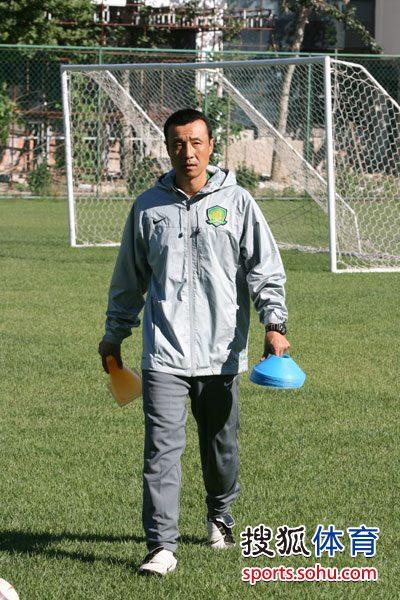 助理教练王少磊