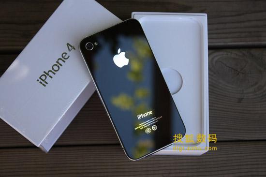 中国联通行货iPhone 4特写鉴赏