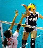 排球猜猜看:图中进攻的中国女排队员是谁?