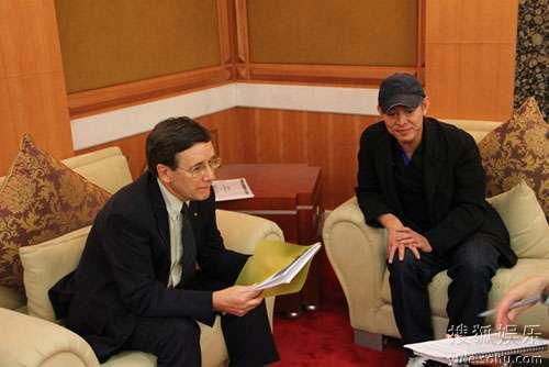 李先生出任国际红会大使