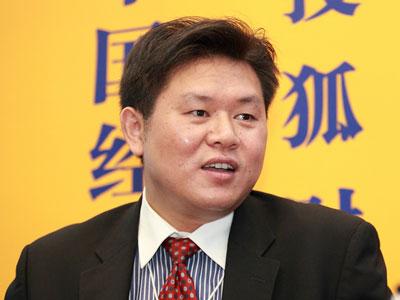 搜狐财经专访北京环境交易所总经理梅德文