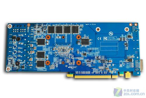 PCB实在太长 影驰2GB GTX460曝光