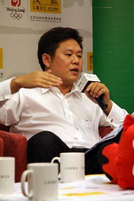 梅德文 北京环境交易所总经理
