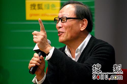 杨富强:世界自然基金会全球气候变化应对计划主任