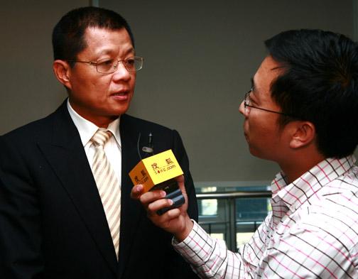 中国联通高级副总裁李刚接受搜狐IT专访