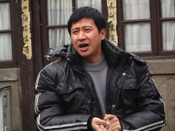 张国强为角色增重15斤