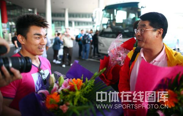 廖辉和教练