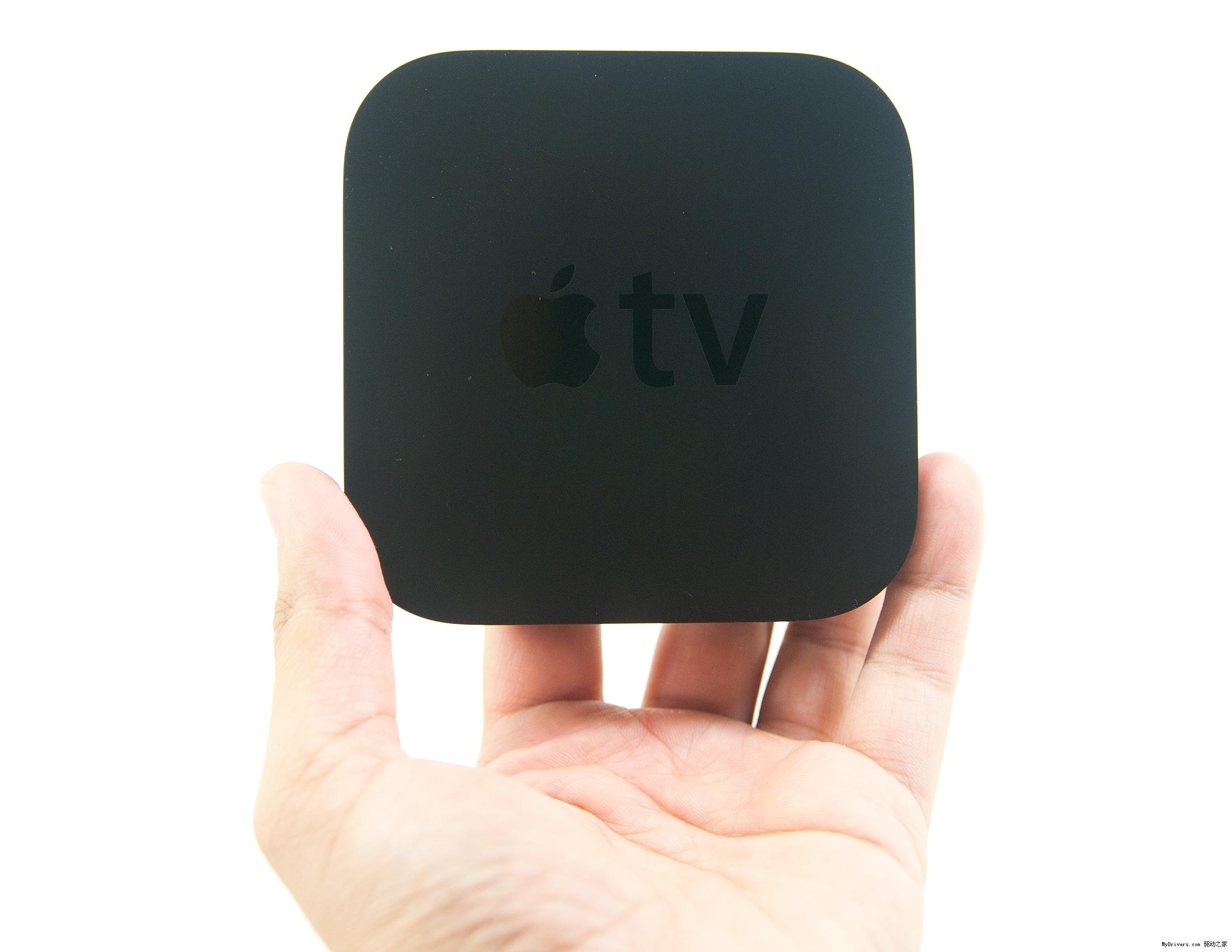 苹果/苹果新款Apple TV拆解图赏