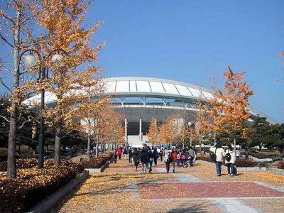 广岛广域公园陆上竞技场