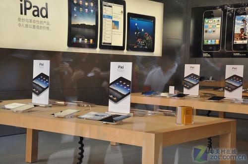 """苹果售后大调查:iPad保修不分行与""""水"""""""