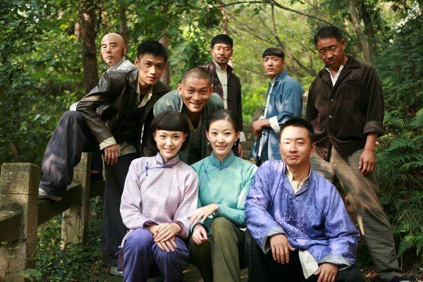 青年演员霍亚明在剧中饰演的赌三,剧中他和他的兄弟们