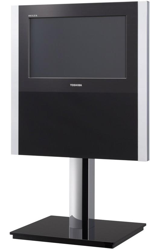 摆脱眼镜 东芝发布首款裸眼3D电视