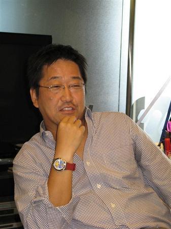 日本华纳音乐公司社长吉田敬