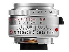 天价定焦镜头 徕卡M35mm f/2售19800元