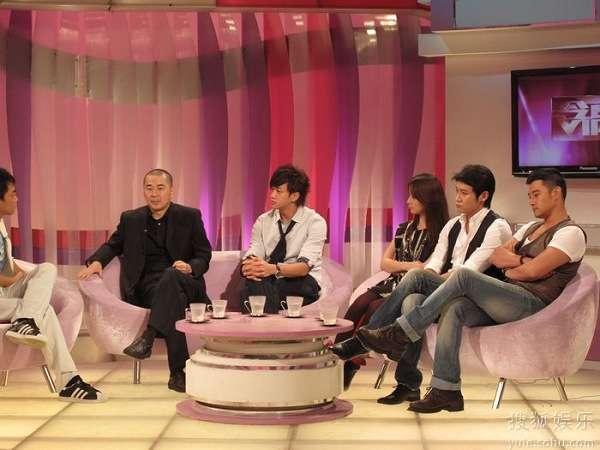 录制TVB节目