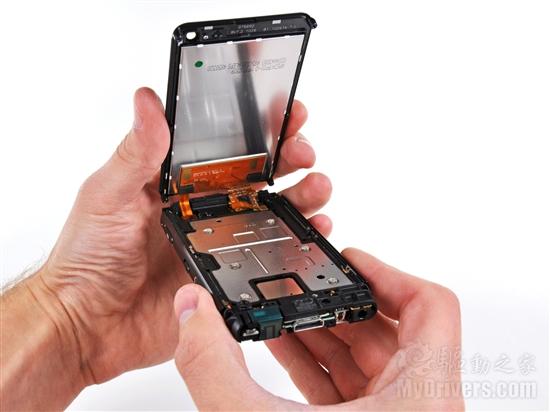 诺基亚N8拆解