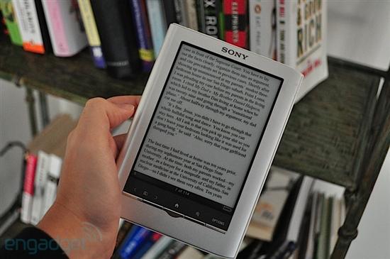 超便携+灵敏触摸 索尼5寸电子书试用评测