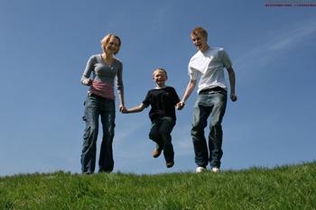 家庭和睦有助身体健康