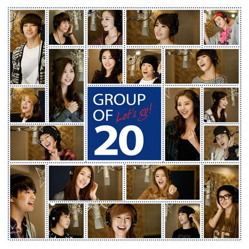 2PM少女时代等组合携手 为首尔G20峰会献唱